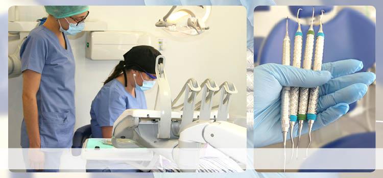 Apúntate al programa de residencias clínicas personalizadas para higienistas.