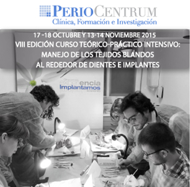 Curso Grupo PerioCentrum