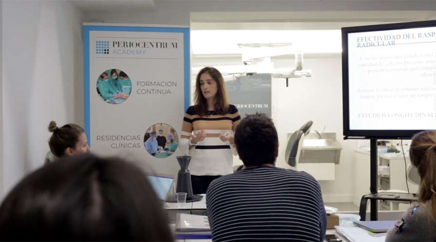 Experto en Periodoncia e Implantología