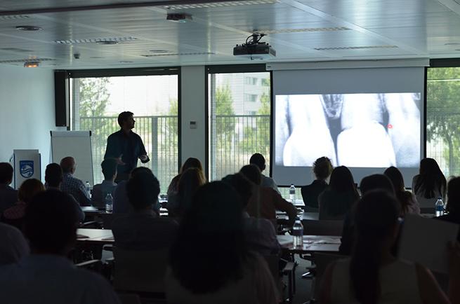 El curso de PerioCentrum en el Aula Philips de Madrid.