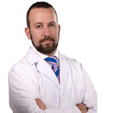 Doctor Daniel Rodrigo
