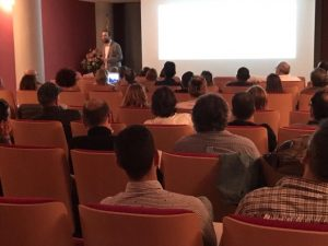 Dr. Daniel Rodrigo participa como ponente en el Colegio Oficial de Dentistas de Las Palmasâ