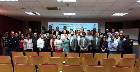Dr. Daniel Rodrigo participa como ponente en el Colegio Oficial de Dentistas de Las Palmas