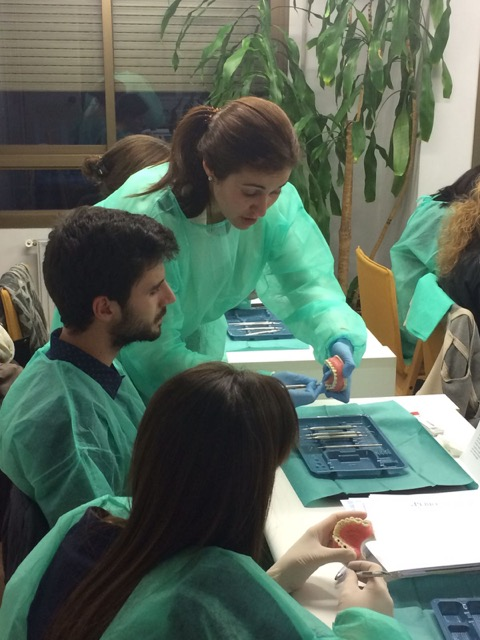 Comienza el curso académico 2017 de PerioCentrum Academy
