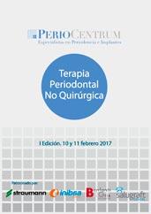 Terapia Periodontal No Quirúrgica