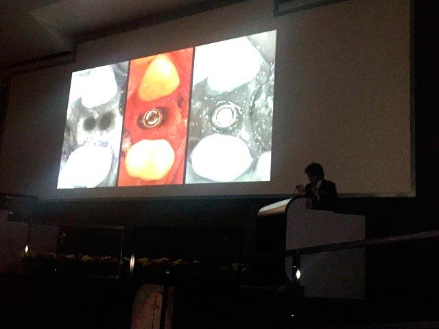 El Dr.Vignoletti participa en el Simposio Internacional del Collegio Docenti de Milan