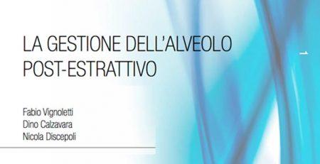 capítulo sobre la preservación del alveolo junto con los doctores Dino Calzavara y Nicola Discepoli
