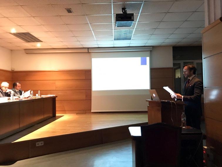 Dr. Ortiz-Vigón de PerioCentrum Bilbao obtiene sobresaliente Cum Laude en su tesis doctoral