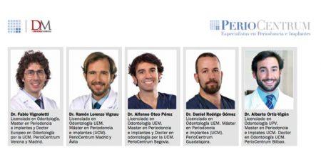 artículo de Periocentrum en la revista especializada El Dentista Moderno