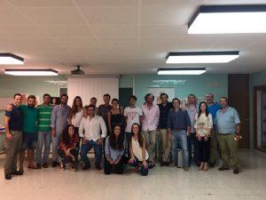 Dr. Lorenzo docente en las Universidades de Córdoba y Valencia