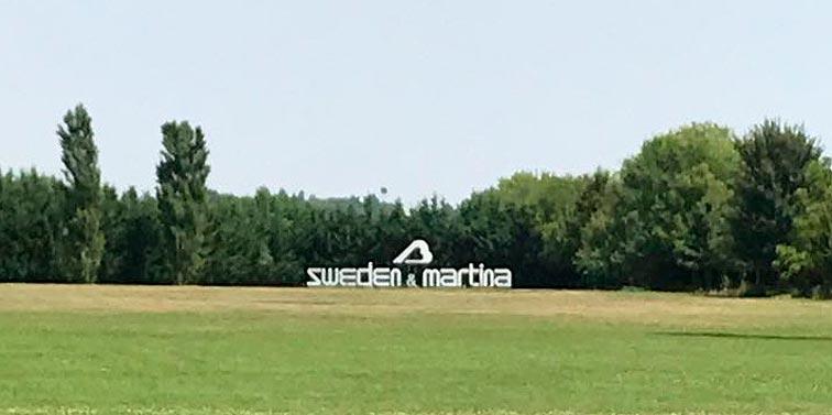 Visita a las instalaciones de Sweden&Martina