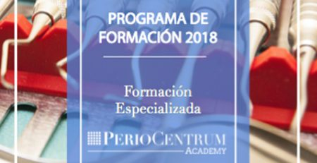 Programa formación 2018 PerioCentrum Academy