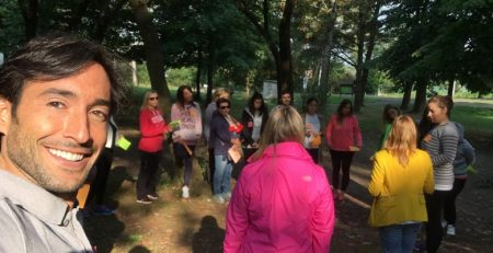 Reunión de equipo en PerioCentrum Bilbao