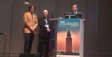Dr. Fabio Vignoletti, Congreso AEDE, noviembre 2017