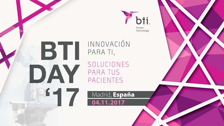BTI-Day en Vitoria