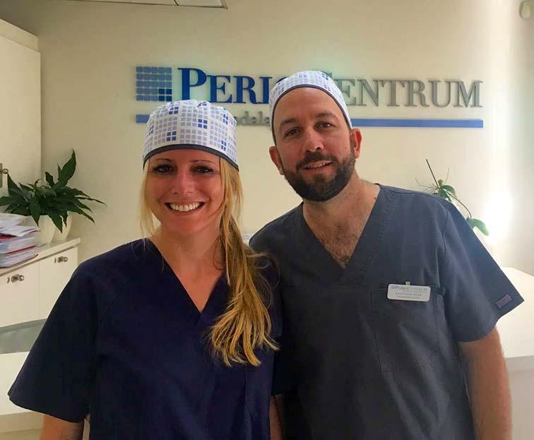 Más de 100 profesionales se formaron en 2017 con PerioCentrum Academy