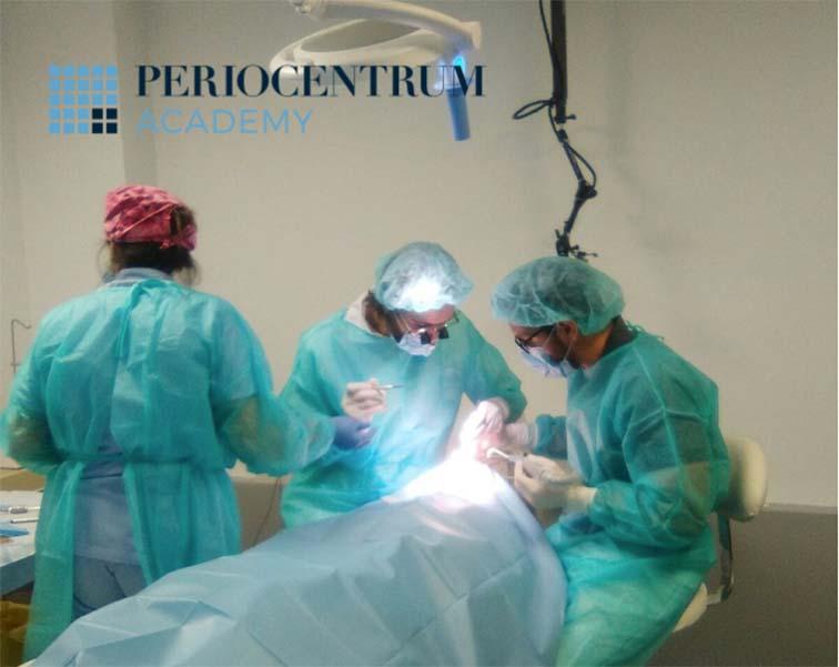 Comienzan las residencias clínicas de PerioCentrum Academy 2018