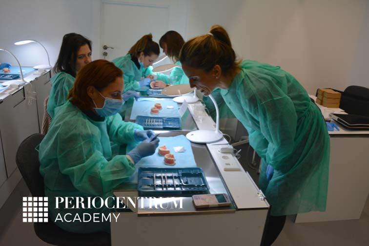 Finaliza la 2ª edición del Curso Terapia Periodontal No Quirúrgica de PerioCentrum Academy