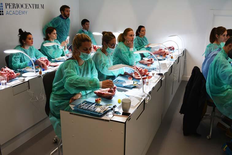 Curso Terapia Periodontal Quirúrgica