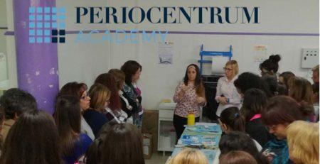Labor docente de los profesionales PerioCentrum