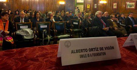 Presentación Proyecto Smile is a Foundation en Bilbao