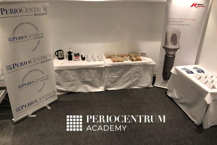 Study Club organizado por PerioCentrum Academy y Nobel Biocare