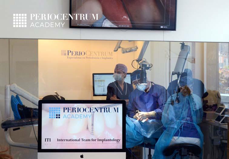 Residencias Clínicas PerioCentrum Academy - Abril