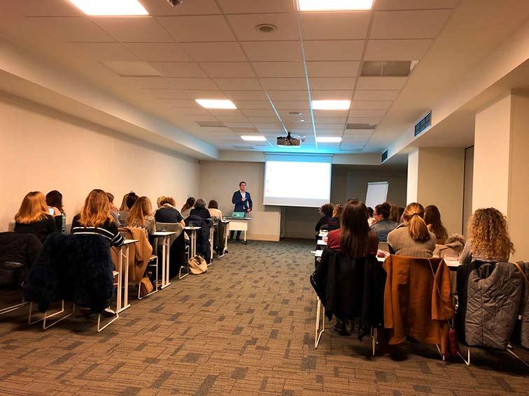 El Dr. Suárez participa como docente en la formación organizada por SEPA Higienistas en Bilbao