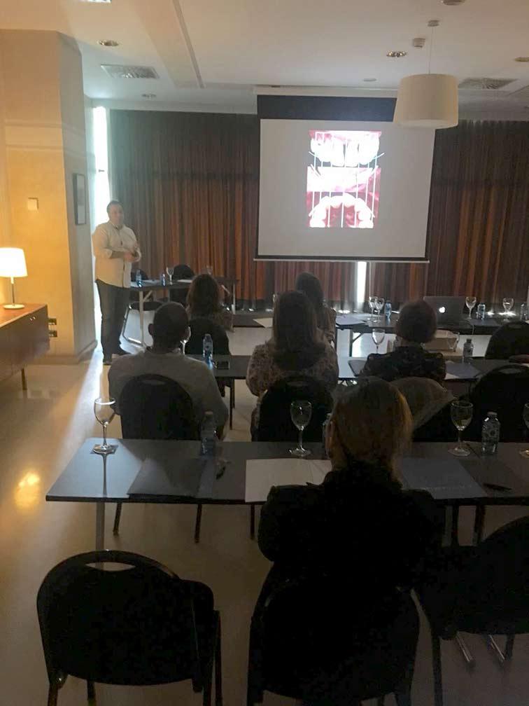 Formación para profesionales en PerioCentrum Guadalajara