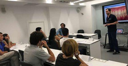 Study Club con los Drs. Ramón Lorenzo y Eduardo Montero