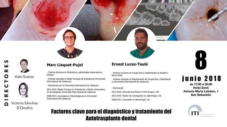 Study Club ITI organizado por el Dr. Iñaki Suárez