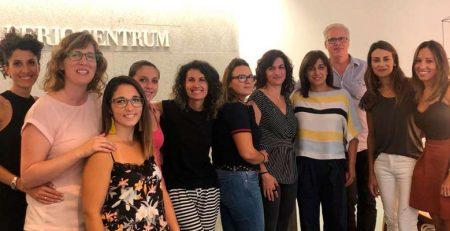 Formación en gestión al paciente. Las clínicas PerioCentrum siempre actualizadas