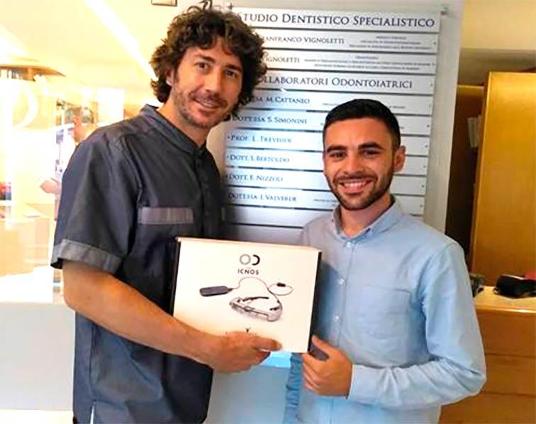 PerioCentrum incorpora ICNOS. La tecnología más innovadora al servicio de nuestros pacientes
