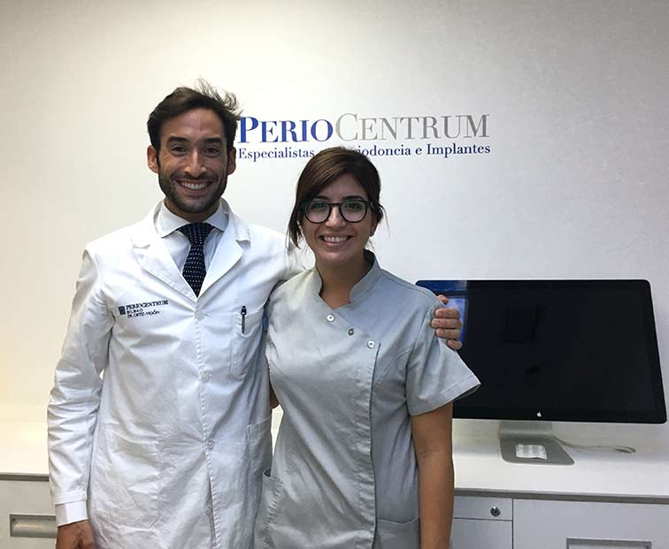 Residencias clínicas y proyectos de investigación en las clínicas PerioCentrum