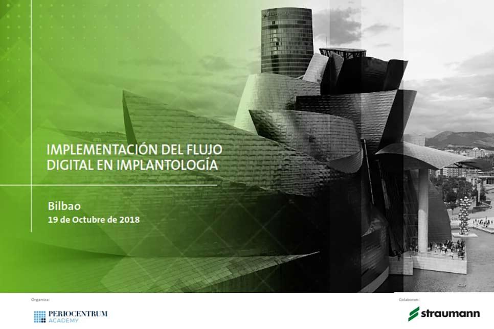 Implementación del flujo digital en Implantología