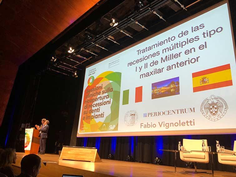 Fabio Vignoletti: rigor e innovación en el Simposio SEPA-SIdP