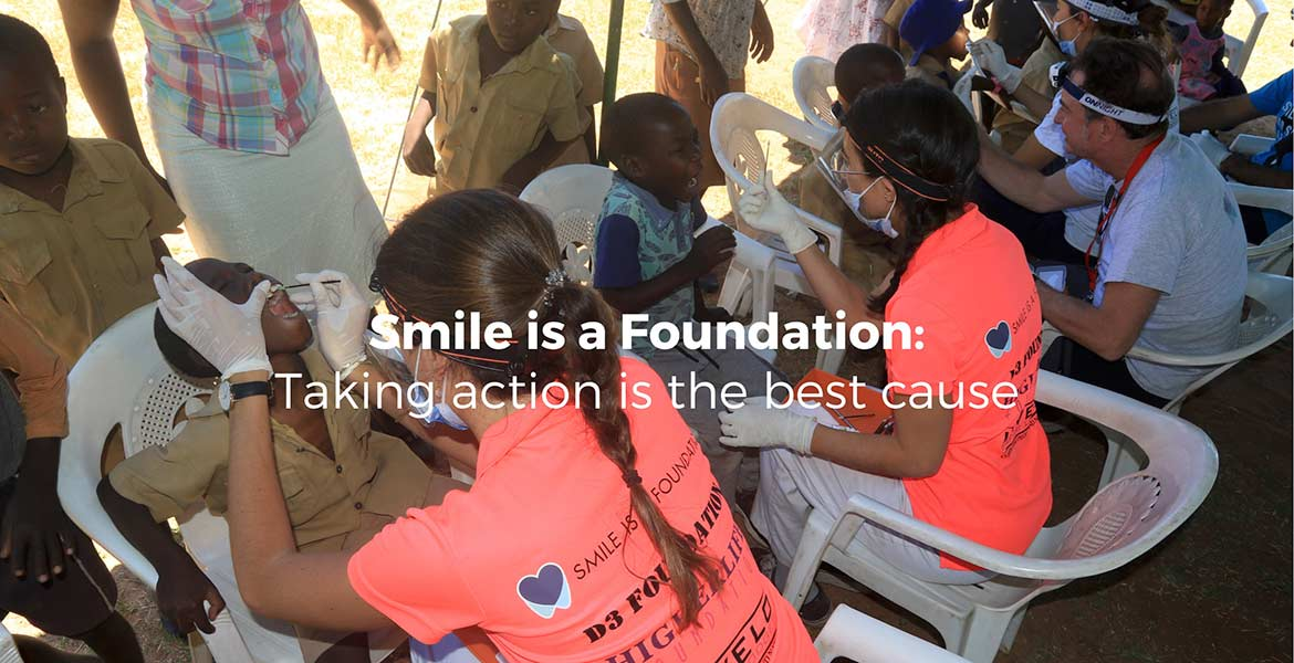 Smile is a Foundation