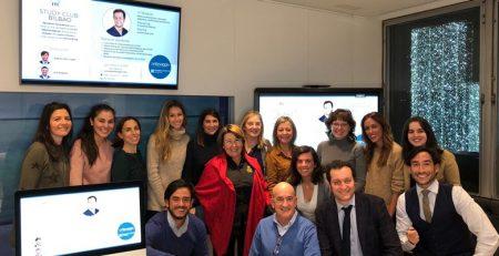 ITI Study Club Bilbao, un punto de encuentro profesional