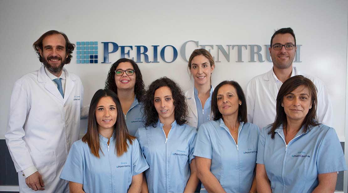Equipo PerioCentrum Ávila