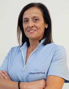 Eva Velázquez Gómez (Auxiliar Clínica)