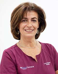 Laura García Molera (Auxiliar Clínica)
