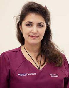 Lilian Sara Pérez Wong (Higienista)