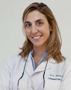 Dra. María Mínguez (Odontóloga)