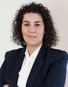 Rocío Vidrié (Administración)