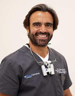 Dr. Sergio Morante (Director Clínico Odontólogo)