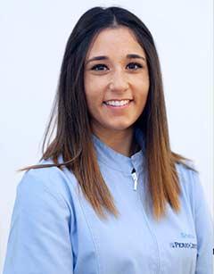Sheila Muñoz (Auxiliar Clínica Dental)