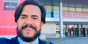 El Dr. Erik Regidor en la EAO 2019 de Lisboa