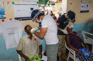 Novena campaña del proyecto see and smile de smile is a foundation en zimbabwe