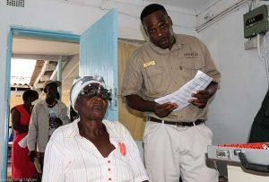 Novena campaña del proyecto see and smile de smile is a foundation en zimbabwe