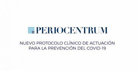 nuevos protocolos de prevención frente al Covid-19